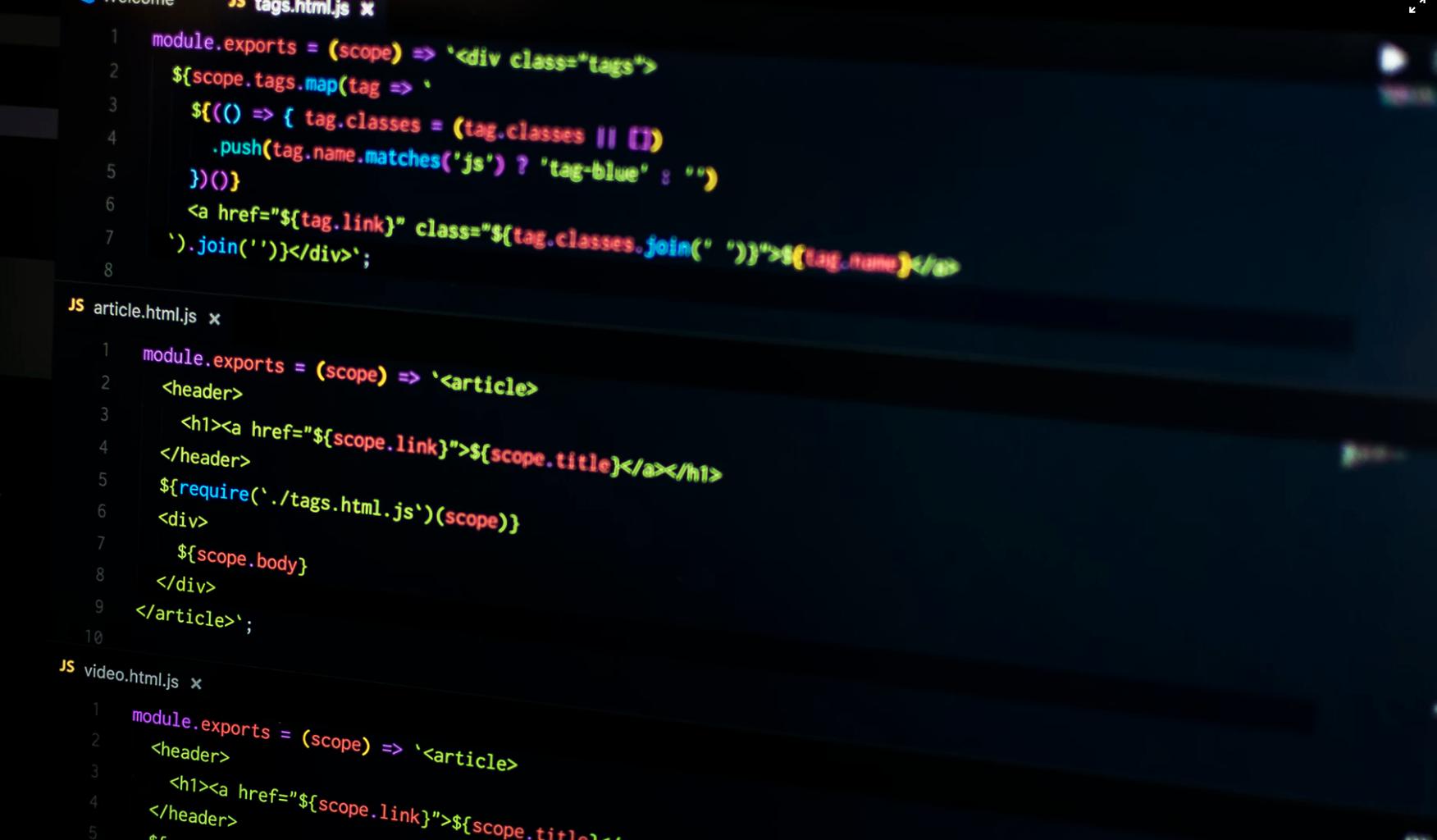 Javasccriptってプログラミング言語はWEB業界にいる人なら誰でも知ってるんですよ!